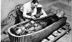 Descubierto Sarcofago