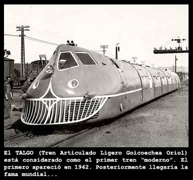 1940_trenTALGO_tren articulado Ligero Goicoechea Oriol